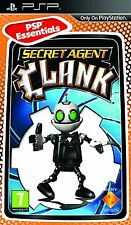 Secret Agent Clank - Essentials Pack (Sony PSP) BRAND NEW SEALED