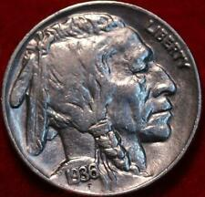 Uncirculated 1936 Philadelphia Mint Buffalo Nickel