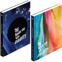 DAY6 [THE BOOK OF US:GRAVITY] 5th Mini Album RANDOM CD+Photo Book+3p Card+B.Mark