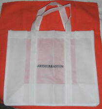 Arthur & Aston - Sac de protection dustbag neuf blanc cassé 34x28x15 cm