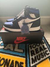 Jordan 1 Royal Toe Retro High OG Blue 555088-041 Size 14. DS 100% Authentic!!!