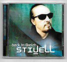 CD / ALAN STIVELL - BACK TO BREIZH / 12 TITRES ALBUM 2000