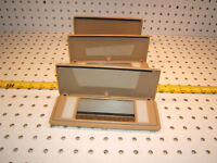 Mercedes W124,C126,W201,R107 SL Lighted sun visor BEIGE mirror OE 1 Cover,Type#2