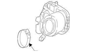 Genuine Volvo Air Duct 32222167
