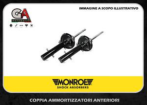 Ammortizzatori Fiat Seicento 600 900 1100 sporting coppia anteriori Monroe