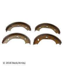 Parking Brake Shoe Rear Beck/Arnley 081-0073
