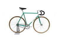 1970 Pogliaghi Modello Record Competizione Track Bike Columbus Steel L / 57 cm