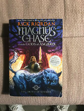 Magnus Chase and the Gods of Asgard: The Sword of Summer Bk. 1 by Rick...