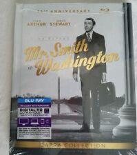 Mr. Smith Goes To Washington, Jean Arthur, James Stewart, Blu-Ray Disc