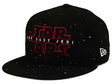 Star Wars The Last Jedi Episode VIII 8 New Era 9FIFTY Snapback Cap Hat 950 Flat