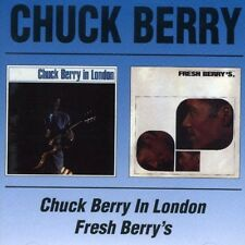 Chuck Berry - Chuck Berry in London / Fresh Berry's [New CD]