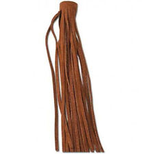 "Soft Suede Fringe For Leather Items Extra Long In 3.5"" Long Strip"