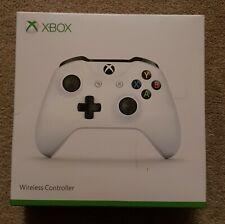 Xbox One White Controller Empty Box