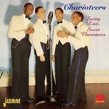 Swing Low Sweet Charioteers Original Recordings Remastered 2cd Set