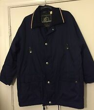 Vintage Bogner Navy Blue Fire & Ice Ski Jacket Men's Small