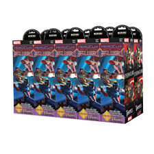 Heroclix Secret Wars Battleworld Booster Case + Token Pack