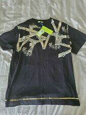 Authentic VERSACE Jeans Baroque T shirt size L