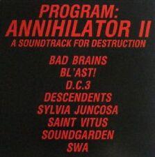 Various Artists - Program Annihilator Vol 2- Saint Vitus Bad Brains NEW Cassette