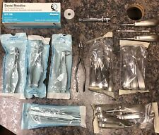 30 Unit Basic Extraction Kit Elevators Currettes Forceps Syringe 150 27Ga Needle