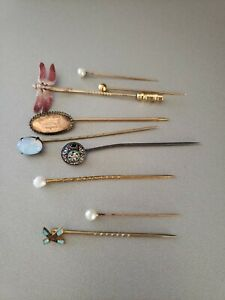 Lot Of Vintage Hat Pins