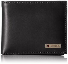 Genuine Tommy Hilfiger Multi-Card Passcase Bifold Wallet NEW With Gift box