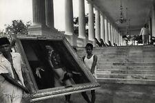 1949 Vintage Indonesia DJAKARTA PAINTING Photo Art 11x14 ~ HENRI CARTIER-BRESSON