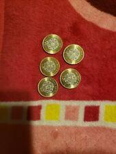Mexico 10 pesos 2018 Unc Mint set of 5