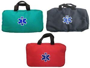 Paramedic Star of Life Grab Bag for Ambulance St John Medic Doctor 999 Vet Nurse