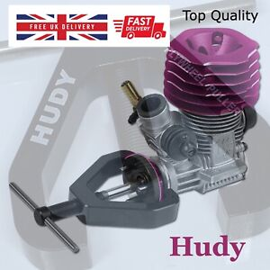 HUDY Nitro Gas Engine Flywheel Remover Puller Tool Wrench 1/8 1/10 RC Car Buggy