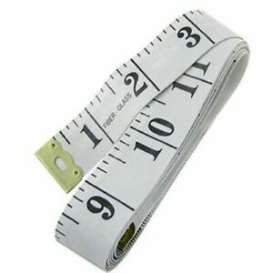 """Tape Measure 1.5M 150CM 60"""" Sewing talyor measure for Seamless craft"""