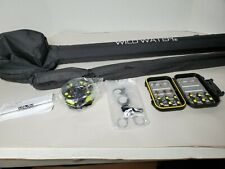 Wild Water Fly Fishing Rod and Reel Combo Complete Starter Package