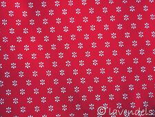 Tessuto vestito tirolese Cotone rosso Tessuto Del Costume Tradizionale