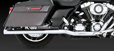 Vance & Hines 07 Big Shot Duals FH/ FLT ; VH 17925/ 1800-0466