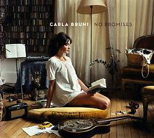 NO PROMISES Carla Bruni Audio CD