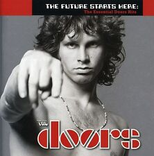 Future Starts Here: The Essential Doors - Doors (2008, CD NUOVO)