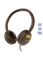 "Garrett Clear Sound "" Easy Stow "" Headphones Garett Metal detectors Garret"