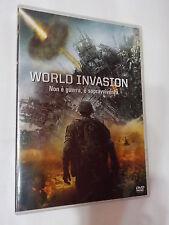 WORLD INVASION - FILM IN DVD - visitate il negozio ebay COMPRO FUMETTI SHOP