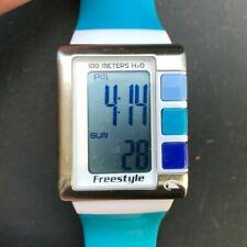 FREESTYLE Summer 008 FS84846 10BAR H2O Surfing 30mm Girls' Watch - New Battery