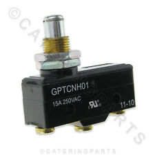 MS05 UNIVERSAL SPDT NO/NC PLUNGER DOOR LIMIT MICRO-SWITCH 15A 250V TYPE GPTCNH01
