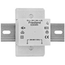 Klingeltrafo für Reiheneinbau 8V 2A Klingeltransformator  Friedland