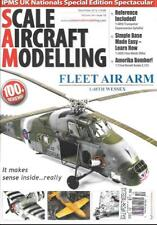 Scale Aircraft Modelling Dec.2012 Fleet Air Arm Wessex HU.5 Rolls-Royce Nene