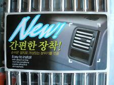 PLUS TUNING mask in PVC cromato per ventilazione ugelli individualmente accorciabile-Autocom-TOP!