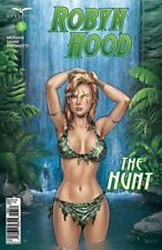 Grimm Fairy Tales: Robyn Hood - The Hunt 5 Cover C