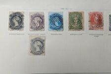Neuschottland Nr. 5-9 ab 1 Euro