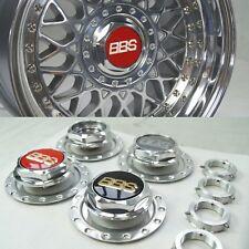 BBS RM Hex Nuts Kits Centerlock Center Cap plaques 15 in (environ 38.10 cm) 4x100 VW BMW Custom