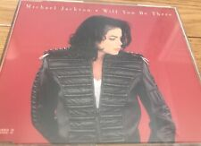 Michael Jackson Will You Be There 3 Track Rare Radio Promo CD