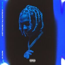 """Lil Durk """"Just Cause Y'all Waited 2 (Deluxe)"""" Art Music Album Poster HD Print"""