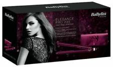 BaByliss Styler 2198KU Elegance Pro 235 Ceramic Ionic Hair Straightener pink