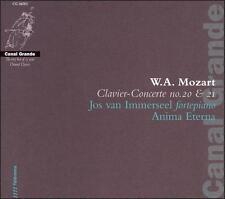 NEW - Mozart: Piano Concertos Nos.20 & 21 by Van Immerseel, Jos