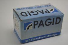 HELLA 8DB 355 005-451 Bremsbelagsatz, Scheibenbremse für MERCEDES-BENZ UNIMOG